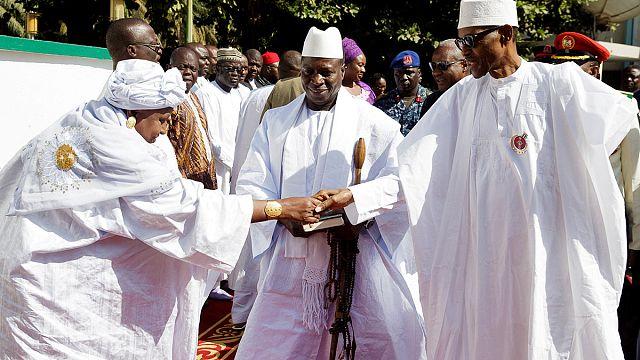 Menace soutenue d'une intervention militaire en Gambie