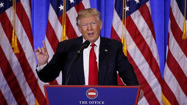 Occhi puntati sul nuovo inquilino della Casa Bianca