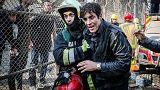 Viel Ungewissheit nach Einsturz von Teheran