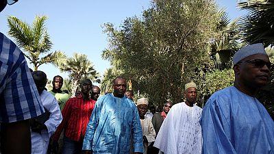 Gambie : Adama Barrow officiellement investi président de la République à Dakar