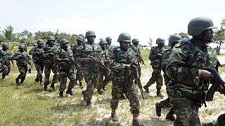 Les troupes sénégalaises sont entrées en Gambie
