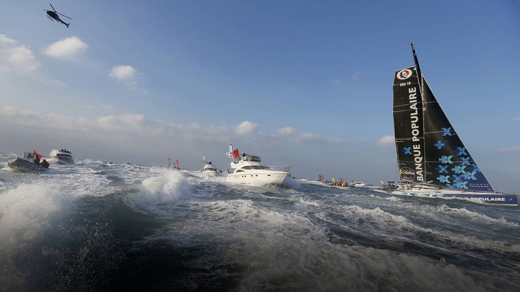 Sailing: Frenchman Le Cleac'h holds off Brit Thomson to win Vendee Globe