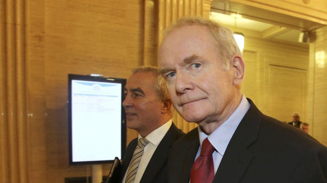 Martin McGuinness quits politics due to serious illness