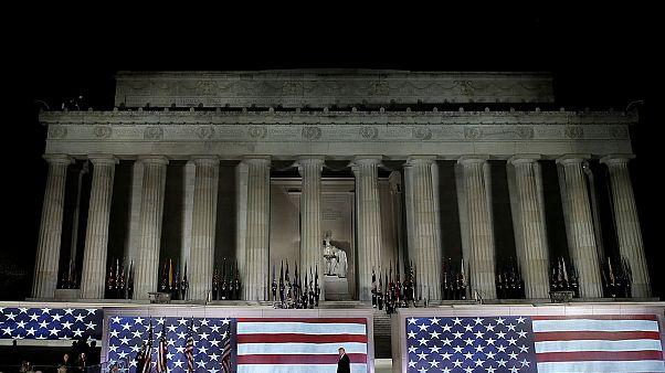 США: праздничные мероприятия в честь инаугурации Трампа