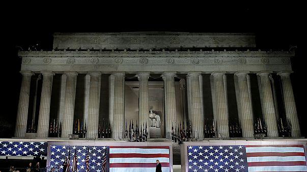 Donald Trump und sein großer Tag in Washington