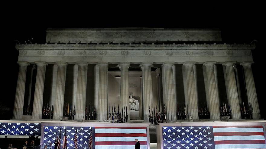 USA: concerto e fuochi pirotecnici accolgono Trump a Washington