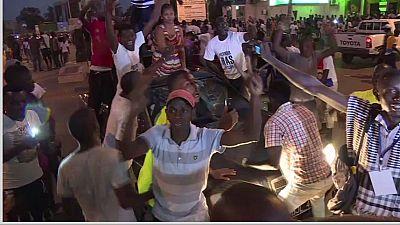 Gambie: réaction des populations après l'investiture du nouveau président