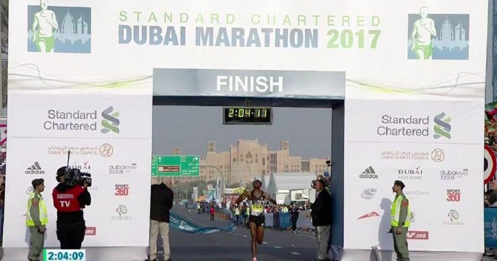 Ethiopians underline marathon credentials with massive win in Dubai