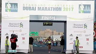 Ethiopians underline marathon credentials with massive win in Dubai