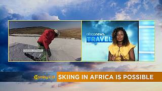 Skiing in Africa is possible!