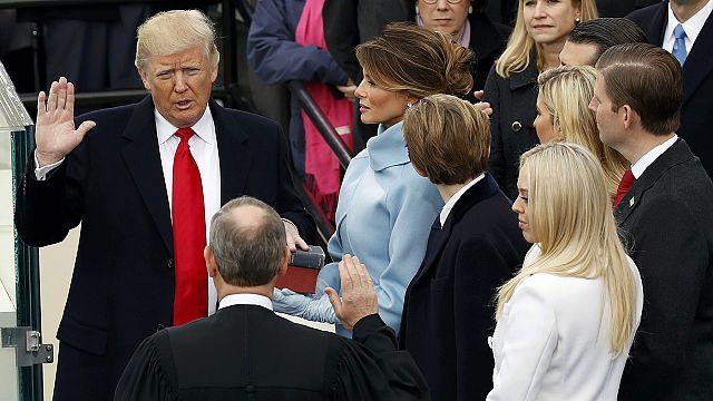 """Donald Trump veut """"rendre le pouvoir au peuple"""""""