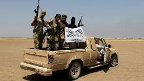 Más de 40 yihadistas muertos en un bombardeo en la provincia siria de Alepo