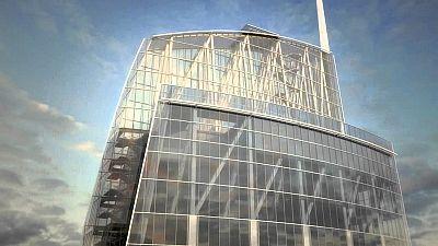 Los Angeles: un gratte-ciel de 338 mètres qui veut défier les séismes