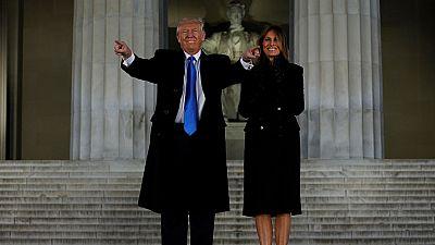 [En direct] Investiture de Donald Trump, 45e président des États-Unis