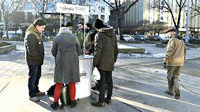 A budapesti olimpia elleni aláírásgyűjtés első tapasztalatai. Interjú