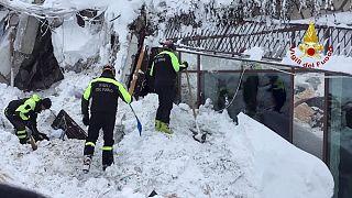 Avalanche et séisme en Italie : des questions soulevées