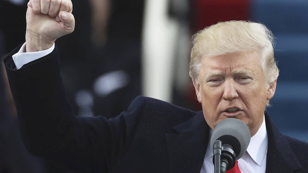 Key quotes from Donald Trump's inauguration speech