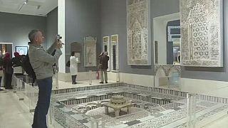 Réouverture du Musée des Arts islamiques du Caire (Egypte)