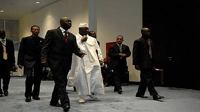 Yahya Jammeh 'agrees to step down and leave' The Gambia