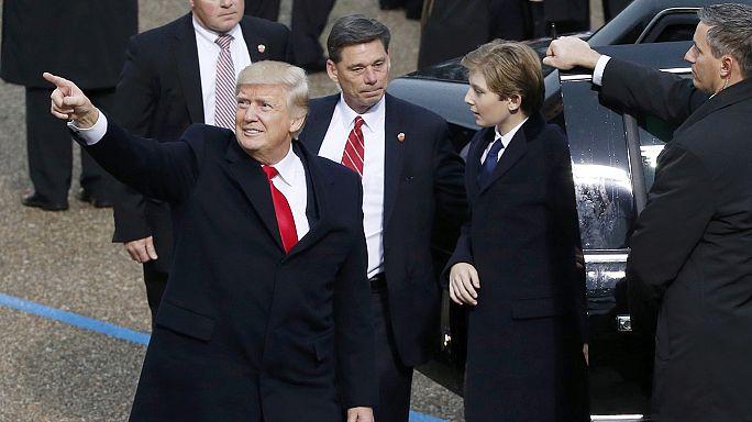 Trump visto a partir de Davos