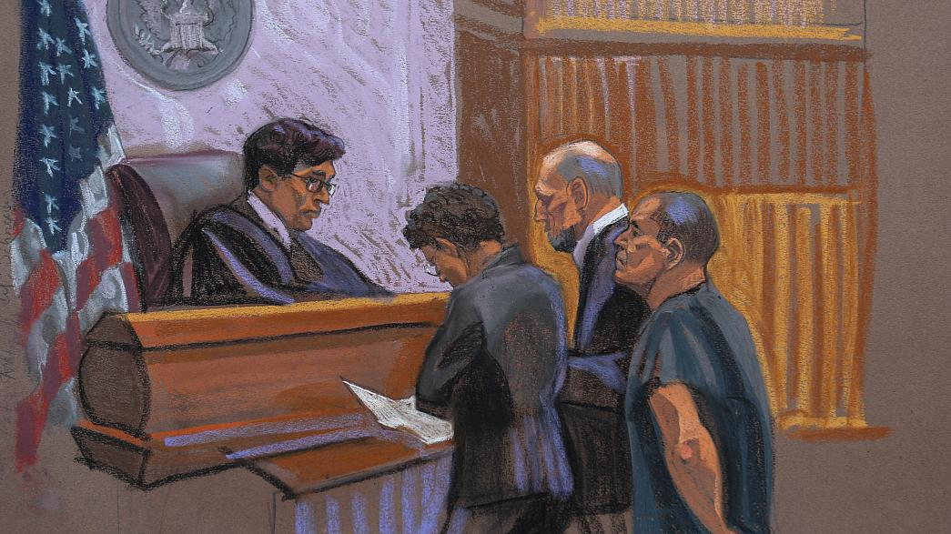 Mexican drug kingpin 'El Chapo' pleads not guilty in US court