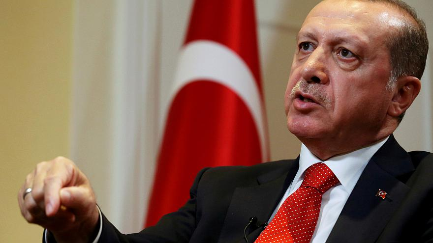 Turkish MPs approve bill to extend president's powers