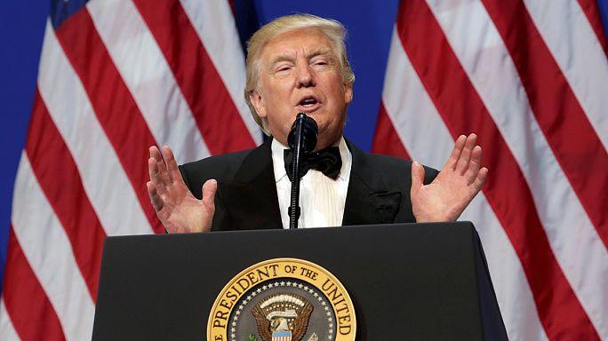 USA, Trump: cerimoniale e prime firme