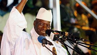 Gambian leader finally agrees to step down amid military pressure