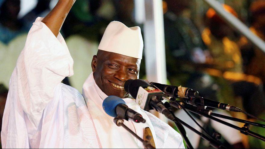 غامبيا: جامع الرئيس المنتهية ولايته يتخلى عن الحكم