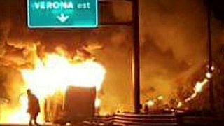 Крупное ДТП в Италии: разбился автобус с венгерскими подростками, 16 погибших