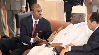 [Focus] Jammeh waves goodbye to The Gambia, Barrow set to take charge
