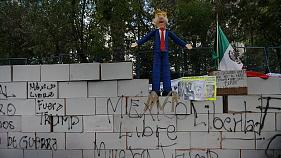 Mexique : manifestation anti-Trump