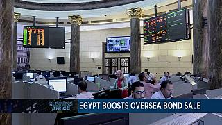 Egypt boosts oversea bond sale