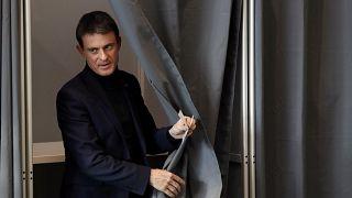 Fransa'da Sosyalistler cumhurbaşkanı adayı için sandık başında