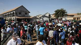 Visszatért az élet a normál kerékvágásba Gambiában