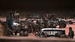 Des sodats de la CEDEAO (Micega) accueillis en Gambie dimanche