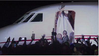 Yahya Jammeh en exil en Guinée équatoriale