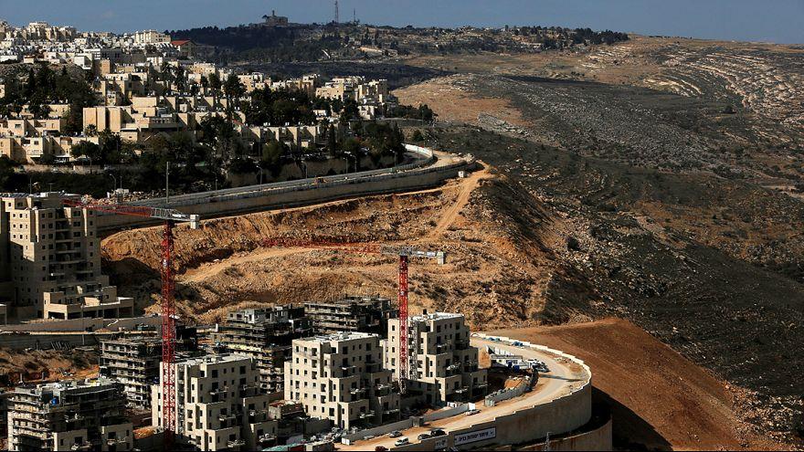 Израиль продолжит строительство на Западном берегу