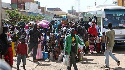 Les Gambiens exilés rentrent chez eux après le départ de Jammeh