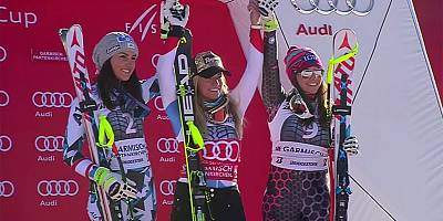 Wintersport: Triumph für Gut, Vonn und die DSV-Adler