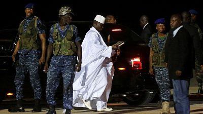 Gambie : la CEDEAO n'a pas obtenu l'immunité pour Jammeh