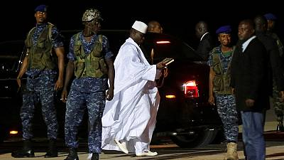 No immunity for Gambia's Yahya Jammeh, Senegal Foreign minister says