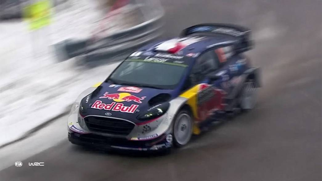 Ogier begins title defence with Monte Carlo victory