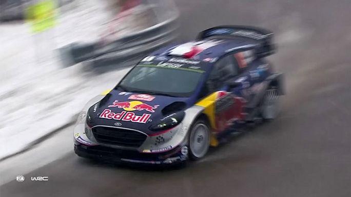 Rally, Montecarlo: Ogier re del Principato per la quinta volta in carriera