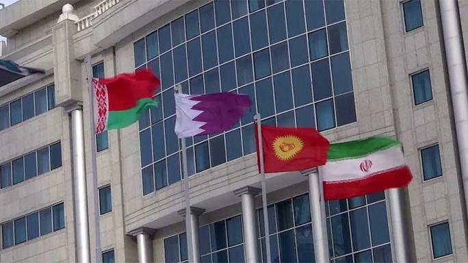 Neue Syrien-Gespräche beginnen in Kasachstan