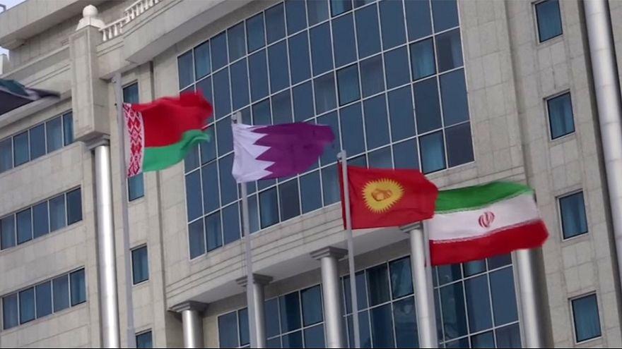 Ξεκινούν στο Καζακστάν οι διαπραγματεύσεις για τη Συρία