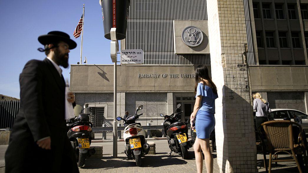 La nouvelle administration américaine envisage de déménager son ambassade de Tel Aviv à Jérusalem