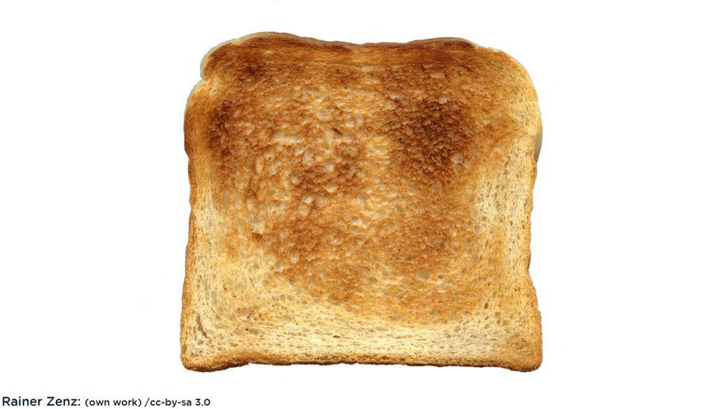 Acrylamid - oder warum verbranntes Toast Krebs verursachen kann
