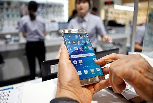 Samsung culpa baterias por escândalo de telemóveis inflamáveis