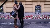 Day of mourning in Hungary for school coach crash victims